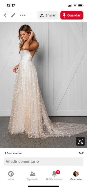 a16faf190 Vestido Novia - Moda nupcial - Foro Bodas.net