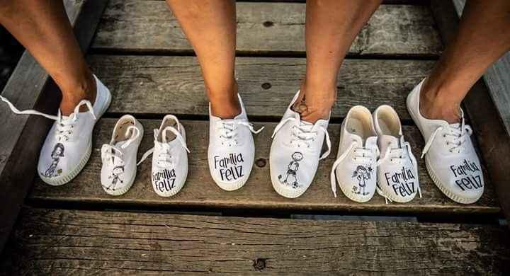 Zapatos de cambio para los 4!!!!! - 1