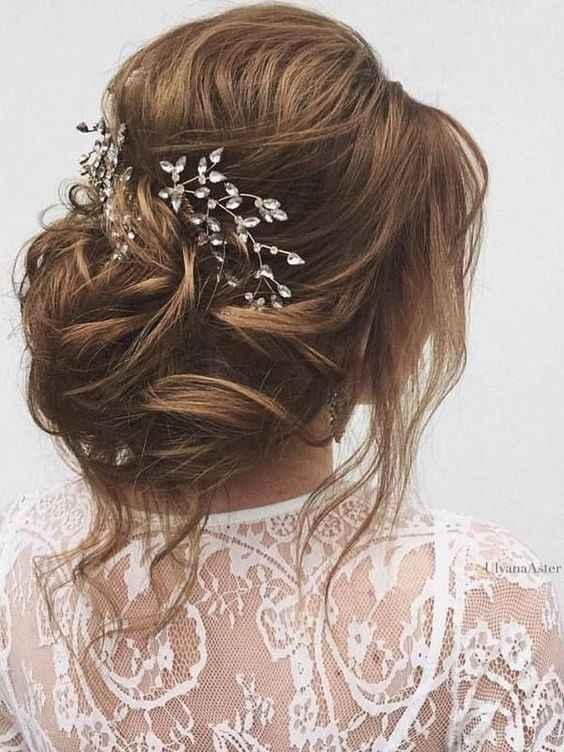Peinado de boda - 1