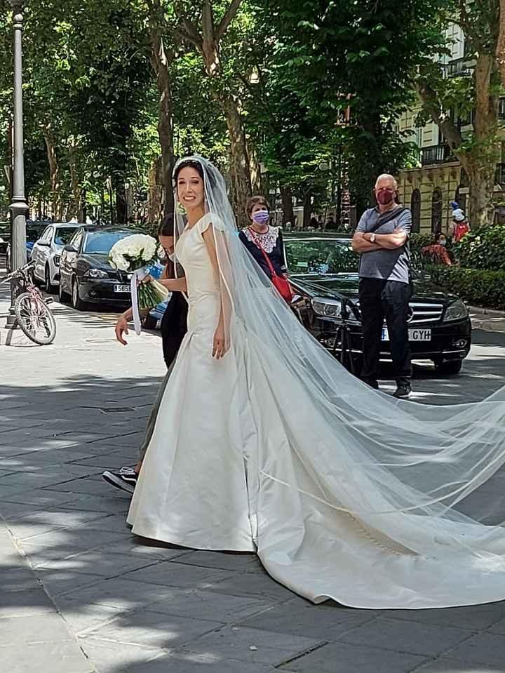 El dia paso volando! Feliz mente casados 29 mayo 21 - 1
