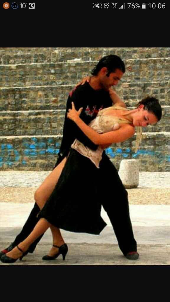 Baile nupcial - 1