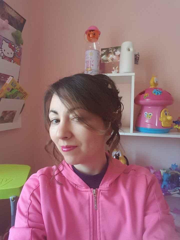 Peluquera y maquilladora a domicilio en valdepeñas - 2
