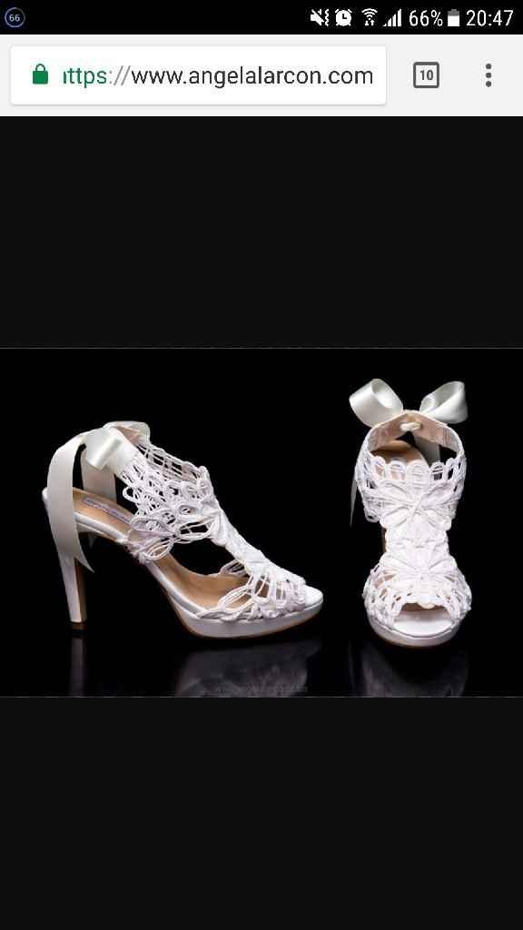 ¡ya tengo zapatos! Unos ángel Alarcón. - 1