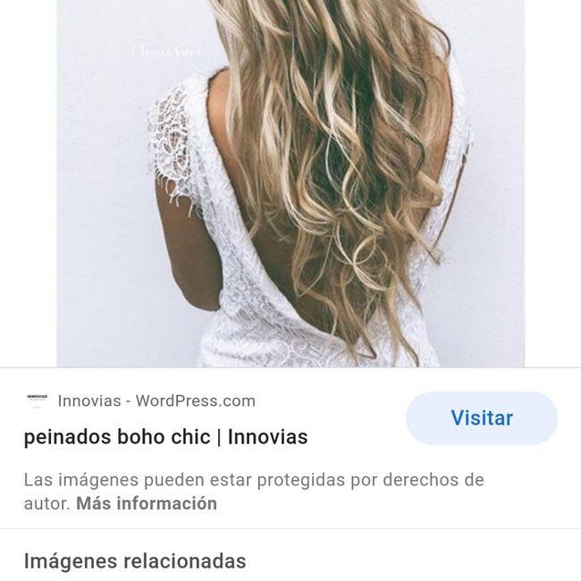 Peinado con vestido 11