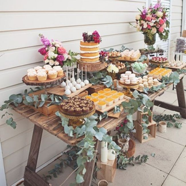 Mesas dulces 5