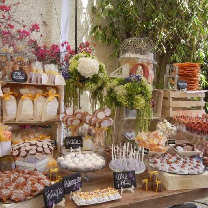 Mesas dulces - 1