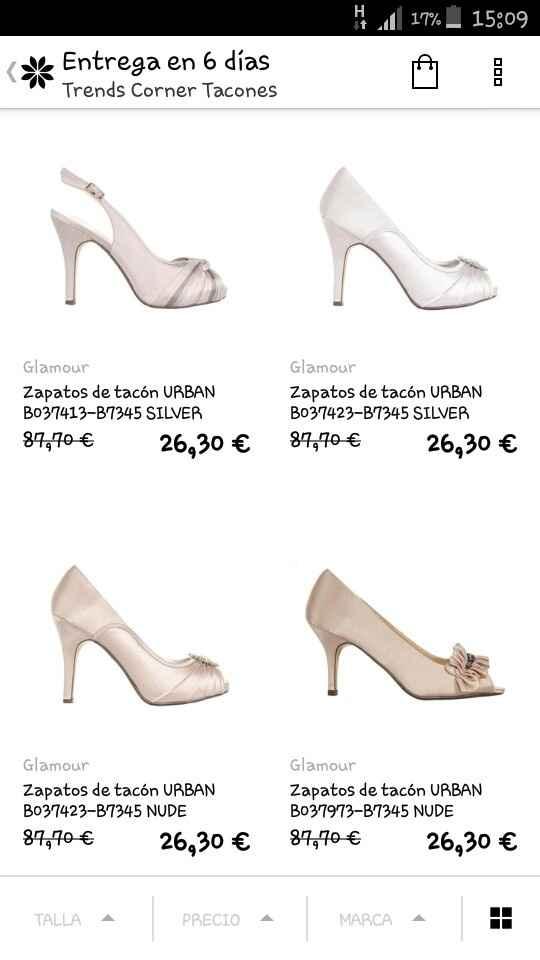 Zapatos en privalia - 1