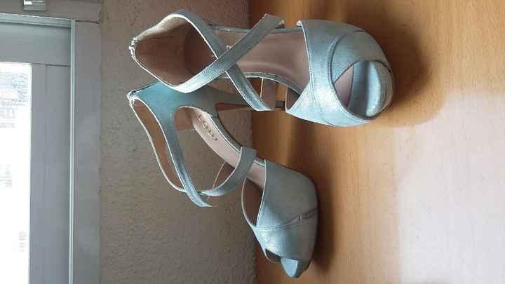 Ya tengo mis zapatos lodi goya - 1