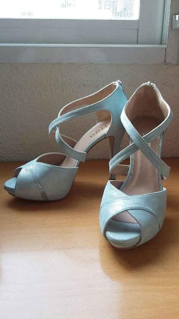 El club de los zapatos de color - 1