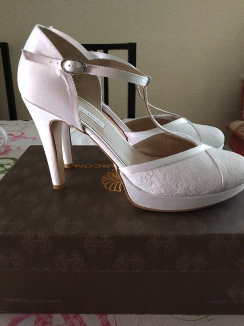 Zapatos Novia 1