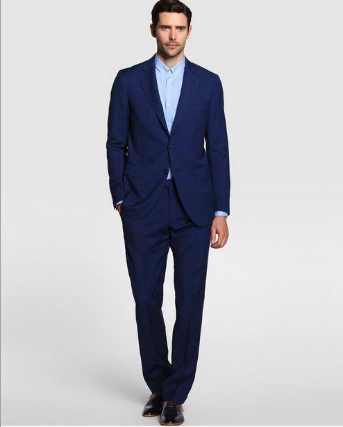 combinar traje azul - moda nupcial - foro bodas