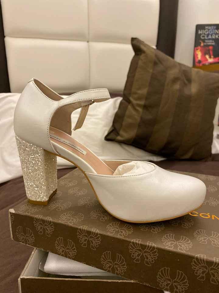 Duda de zapatos - 1