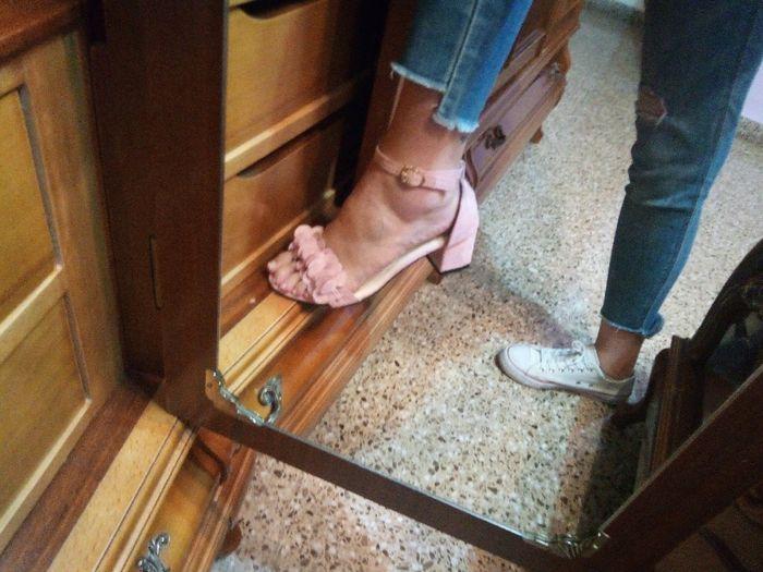 Zapatos de novia 1