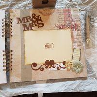 Libro de firmas y caja porta alianzas - 2