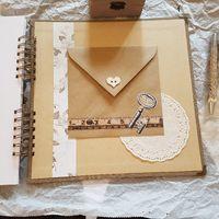 Libro de firmas y caja porta alianzas - 4