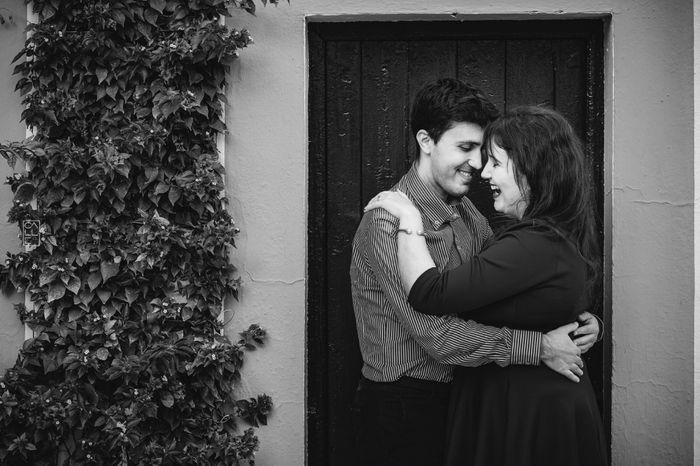 Arriba ese ánimo y vamos a mostrar las fotos con nuestra pareja para animar estos dias de cuarentena 4