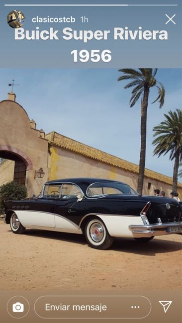 Alquiler coche novia Sevilla - 2