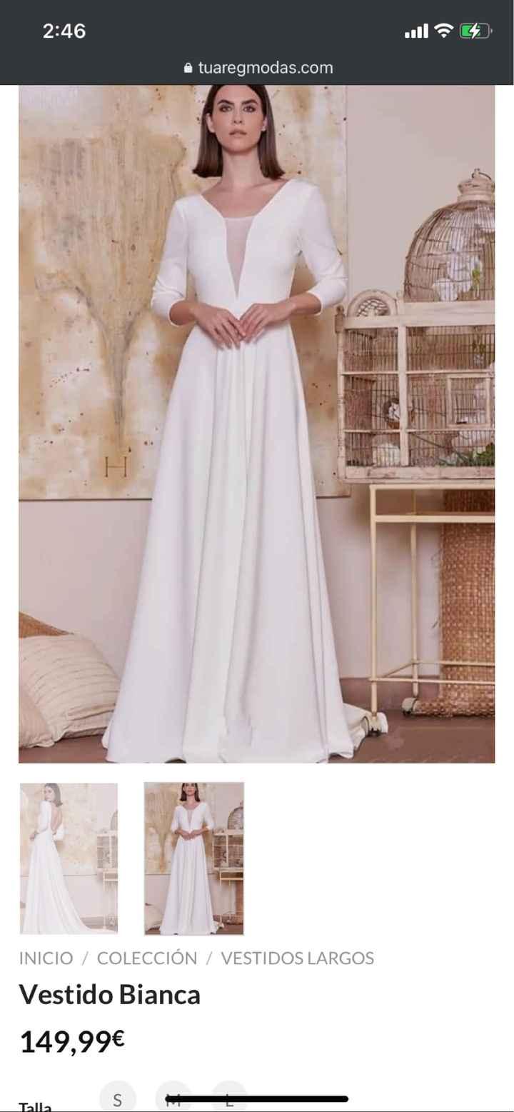 Vestidos de novia - 2