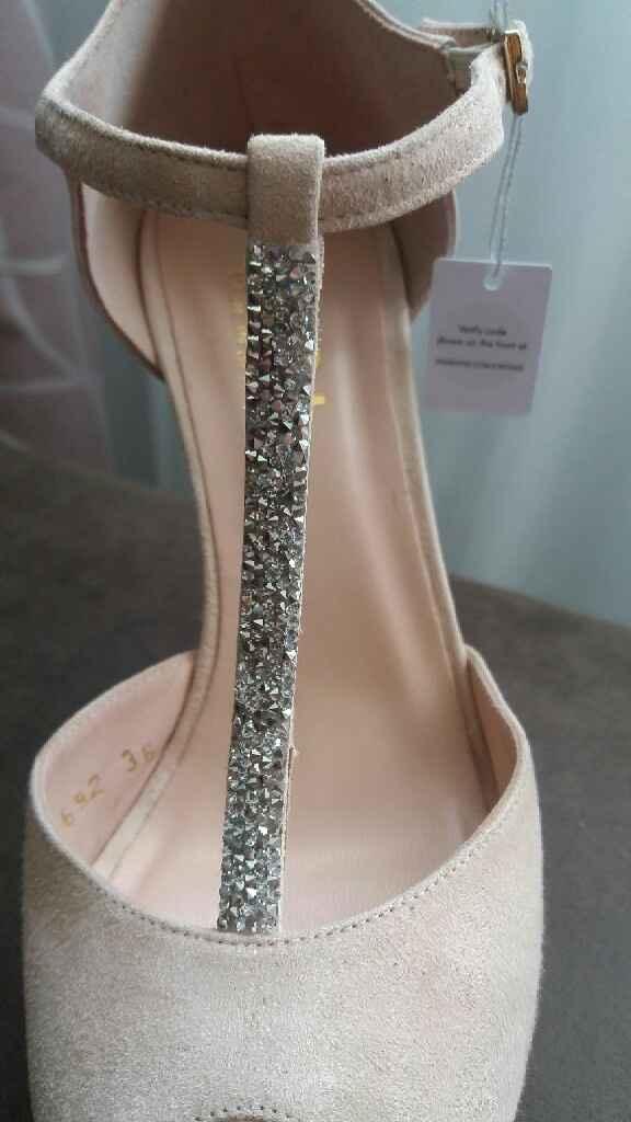 Zapatos de novia ! - 1
