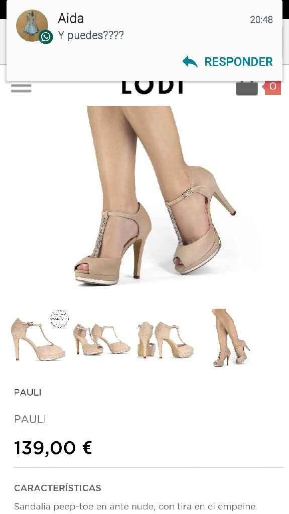 Zapatos. - 1