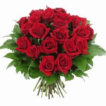 Bouquet Rosas Rojas 3