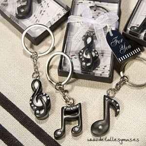 llaveros musicales
