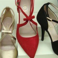 Zapatos rojos ? - 1