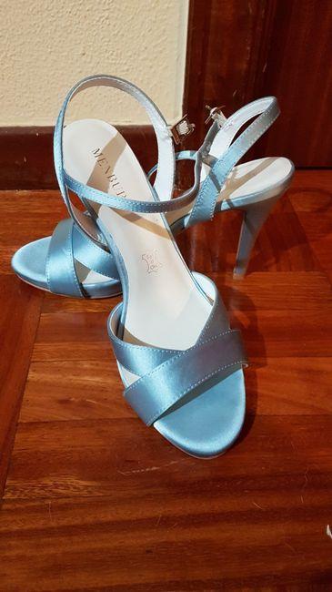Zapatos brillo, adecuado para novia? 3