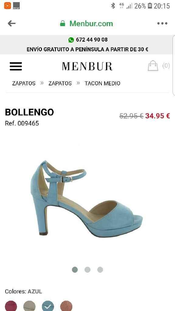 Color zapatos - 2