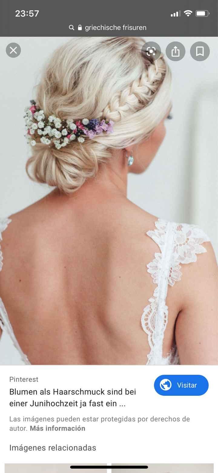 Peinados bodas - 1