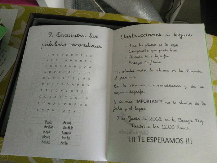 Kit para testigos - 10