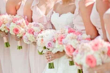 Cual es el ramo de novia adecuado... - 2