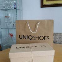 Por fin los zapatos en casa - 1