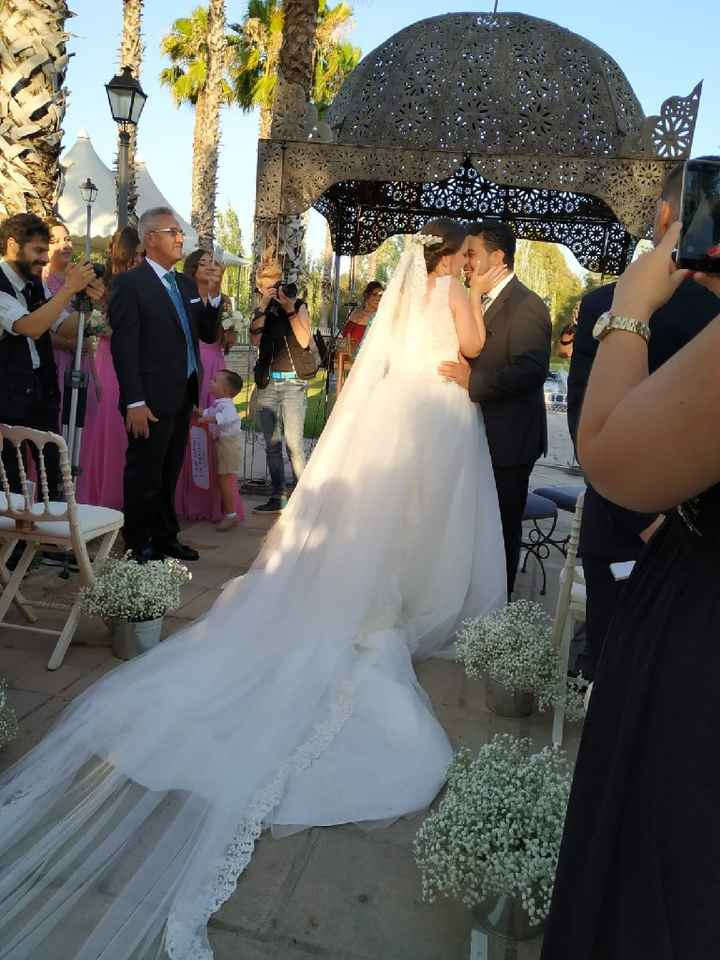 Novios que nos casamos el 13 de Julio de 2019 en Sevilla - 1