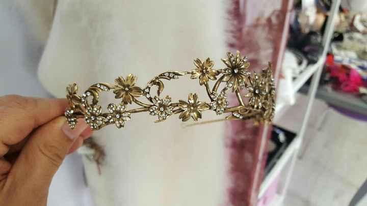 Mi tiara - 2