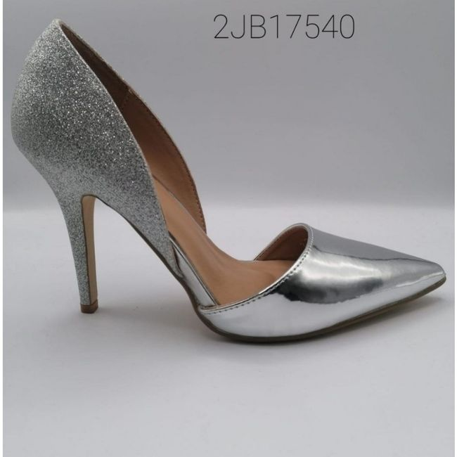 Zapatos de novia de color - 1