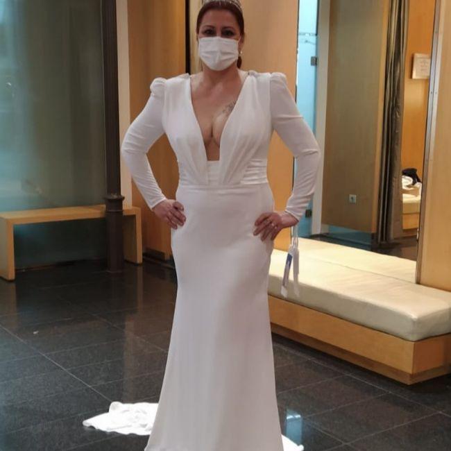 Vestido de novia!!!! - 1