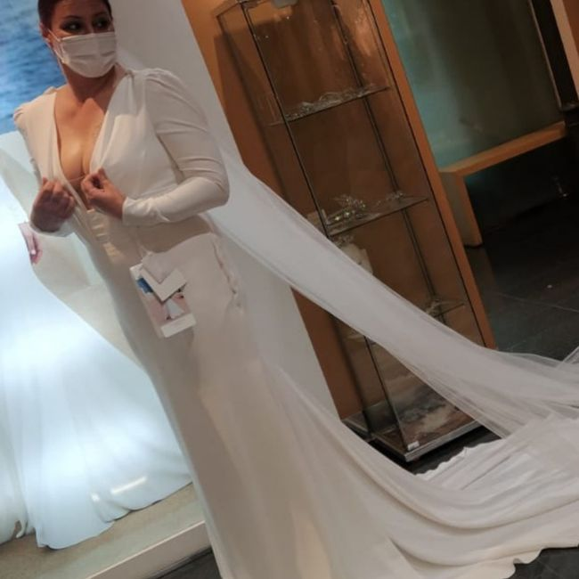 Vestido de novia!!!! - 4