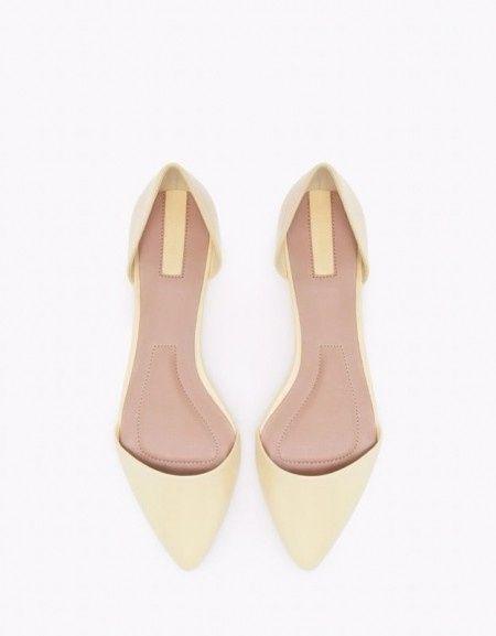 Mis zapatos amarillos  - 1