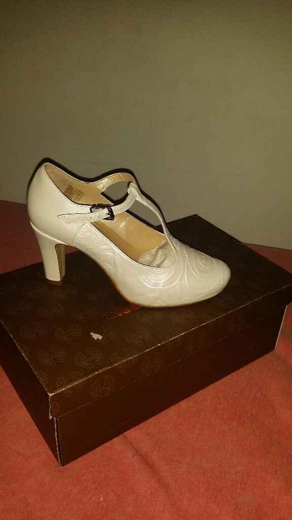 Zapatos elegantes y cómodos. cómo hago? - 1