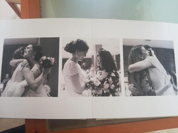 ¡Ya tengo el álbum de fotos de la boda! - 4