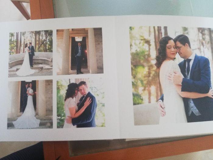 ¡Ya tengo el álbum de fotos de la boda! - 6