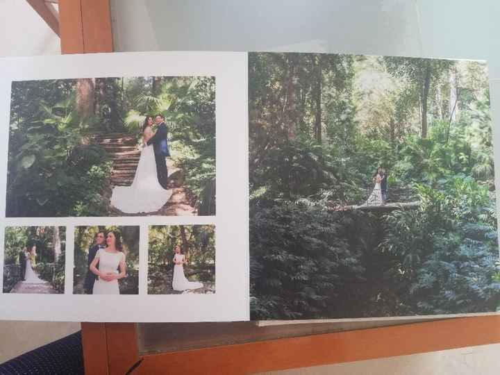 ¡Ya tengo el álbum de fotos de la boda! - 5