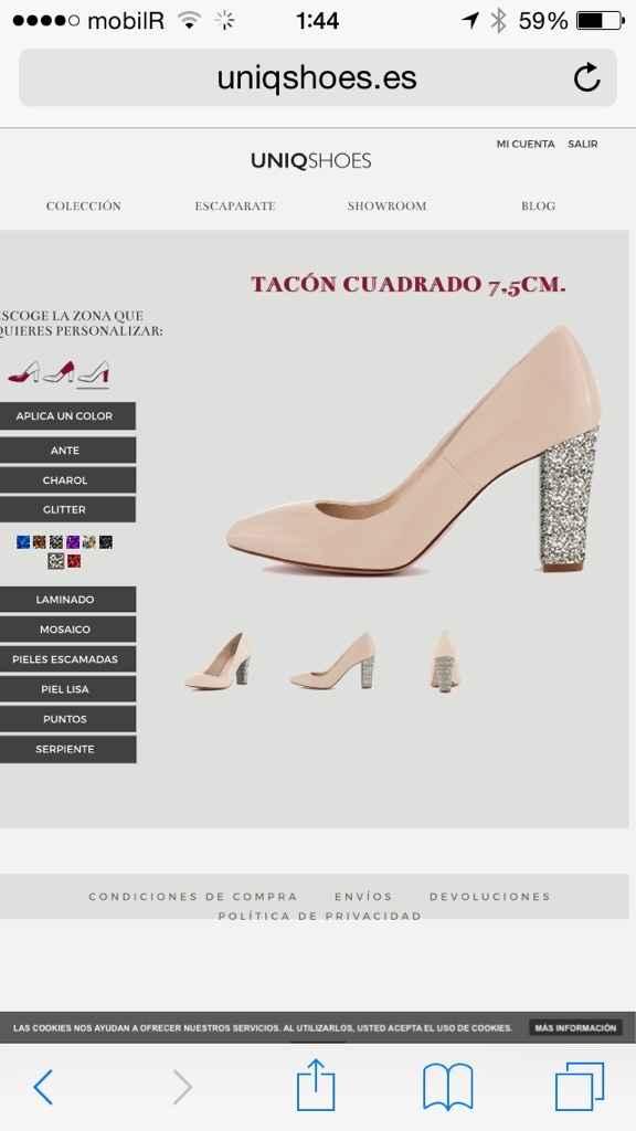 Busco este zapato low cost - 1