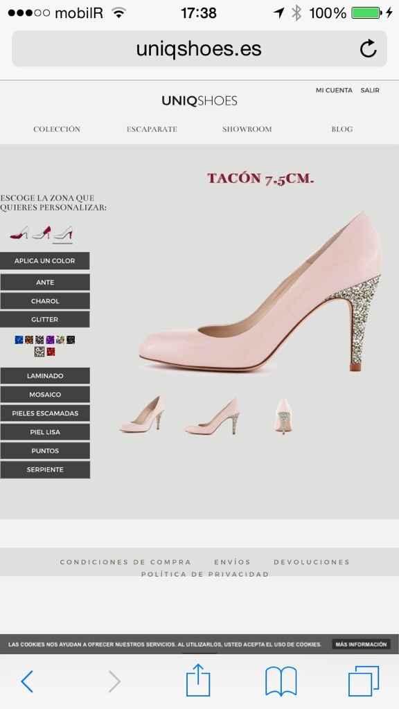 Zapatos!! - 1
