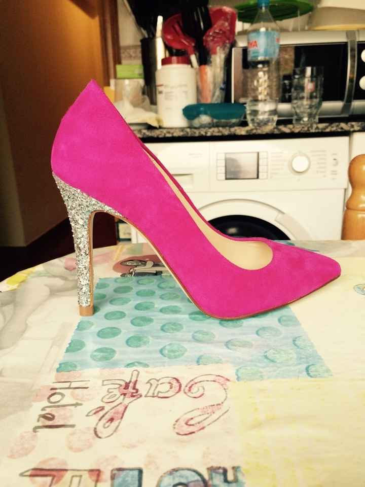 Miiiiis zapatos!!!!! - 1