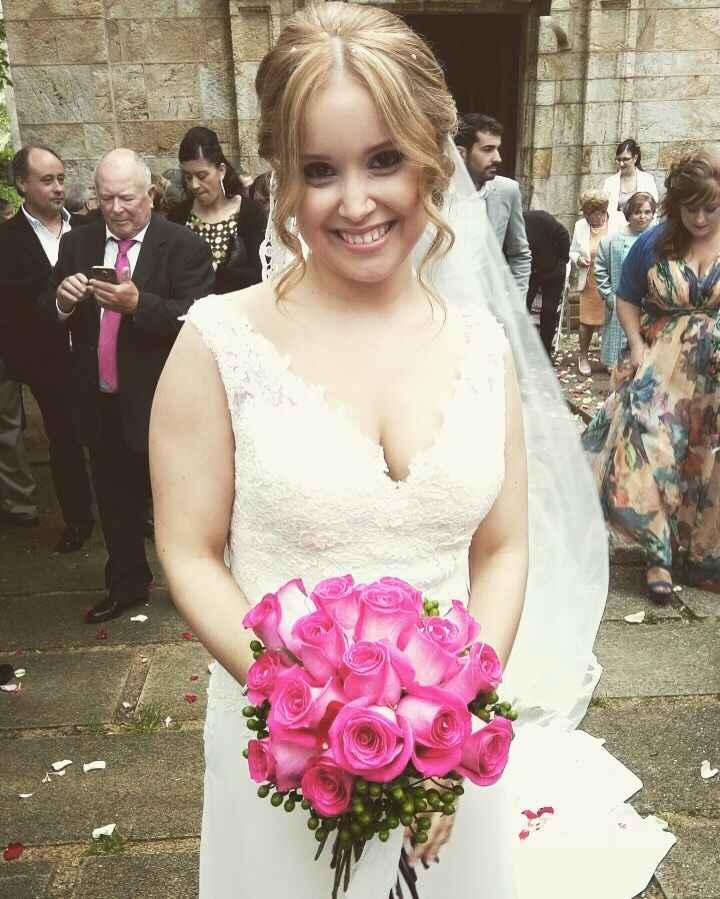 Ya pasó el día de mi boda! - 1