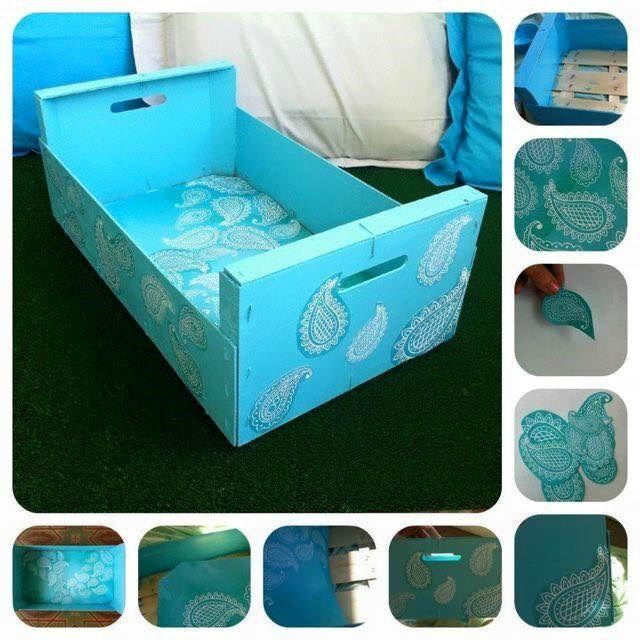 Ideas para decorar cajas de frutas Manualidades Foro Bodasnet