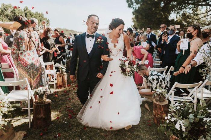 ¿Con cuántos ❤️ valoras el día de tu boda? 11