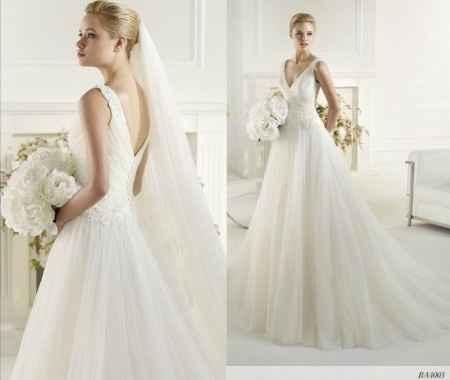 Ayudar a novias ... En su vestido - 1